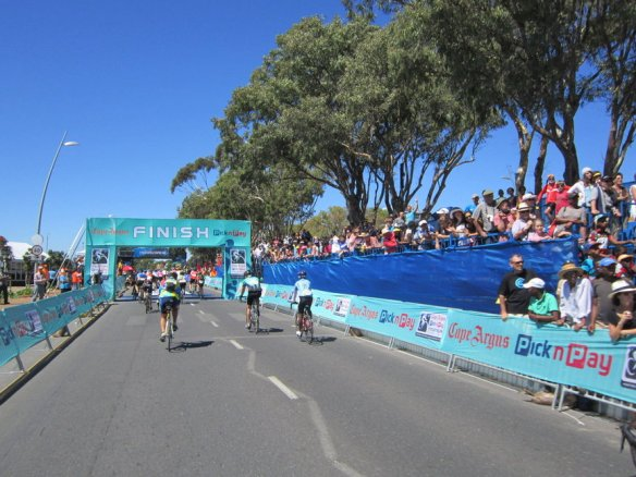 Cape Argus 2015 Cycle Packages for International Entrants