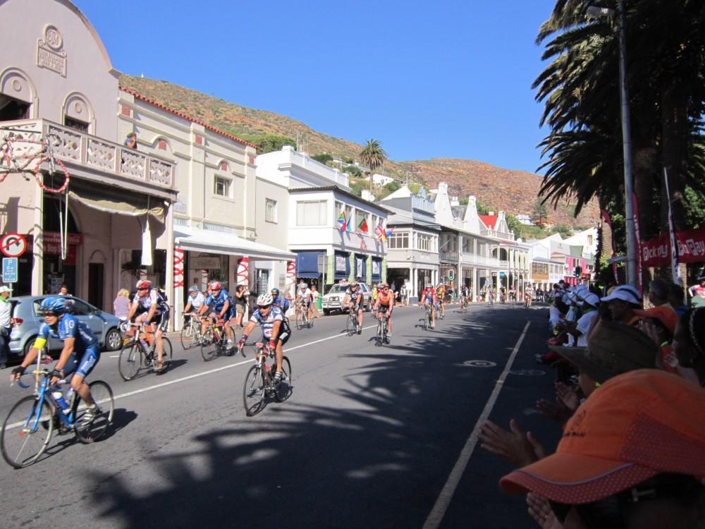 Cape Argus Cycle Tour 2014